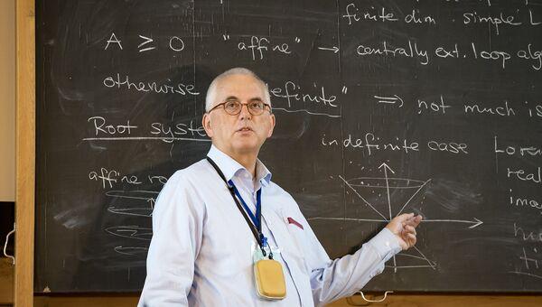 Герман Николаи, директор Института Альберта Эйнштейна (Германия)