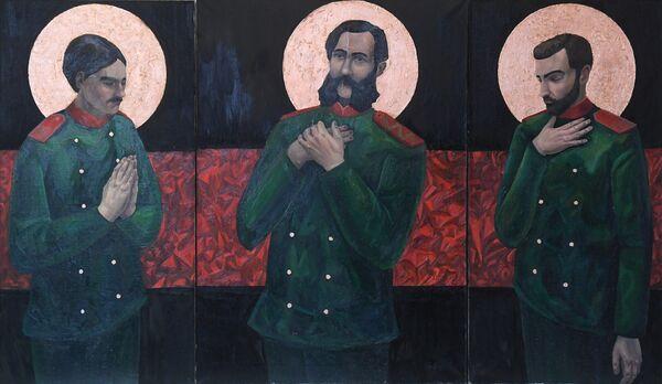 Молитва, Григорова Елизавета