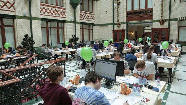 ВКонтакте проведёт чемпионат по программированию