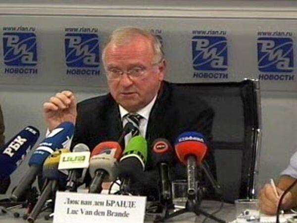 Визит делегации ПАСЕ в Россию и Грузию