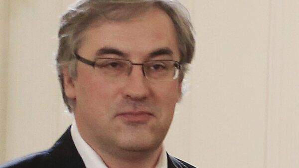 Телеведущий Андрей Норкин. Архивное фото