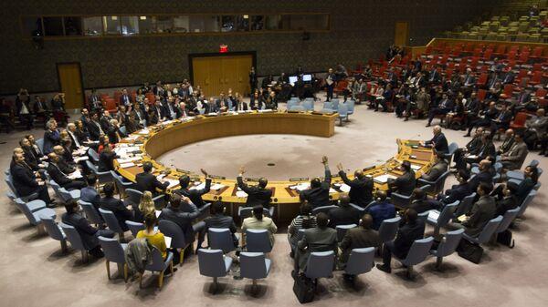 Члены Совета Безопасности ООН