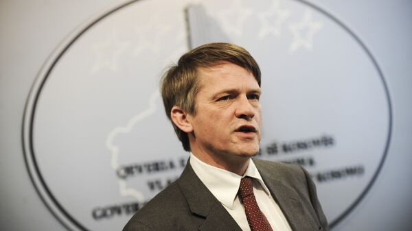 Экс-помощник госсекретаря США по международной безопасности и нераспространению Томас Кантримен