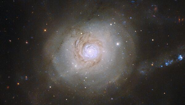 Галактика NGC 7252