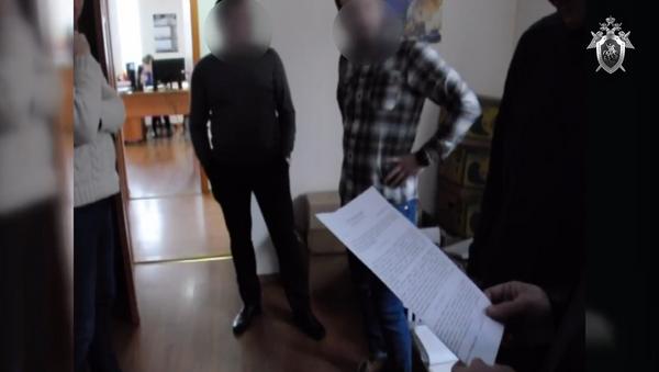 Обыск в Главном управлении потребрынка г. Севастополя