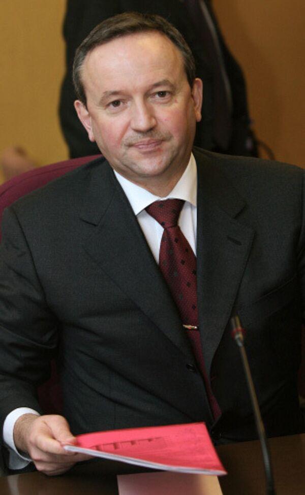 Андрей Казьмин - гендиректор Почты России