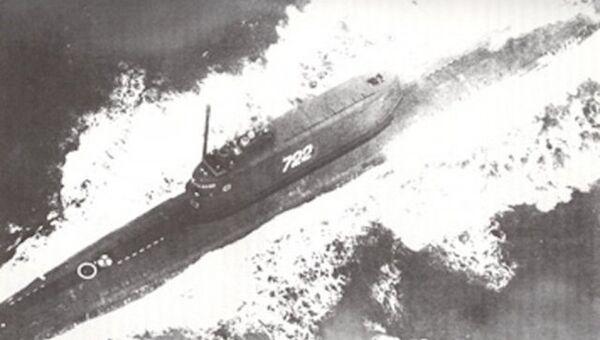 Подводная лодка К-129