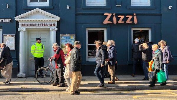 Ресторан Zizi в Солсбери. Архивное фото