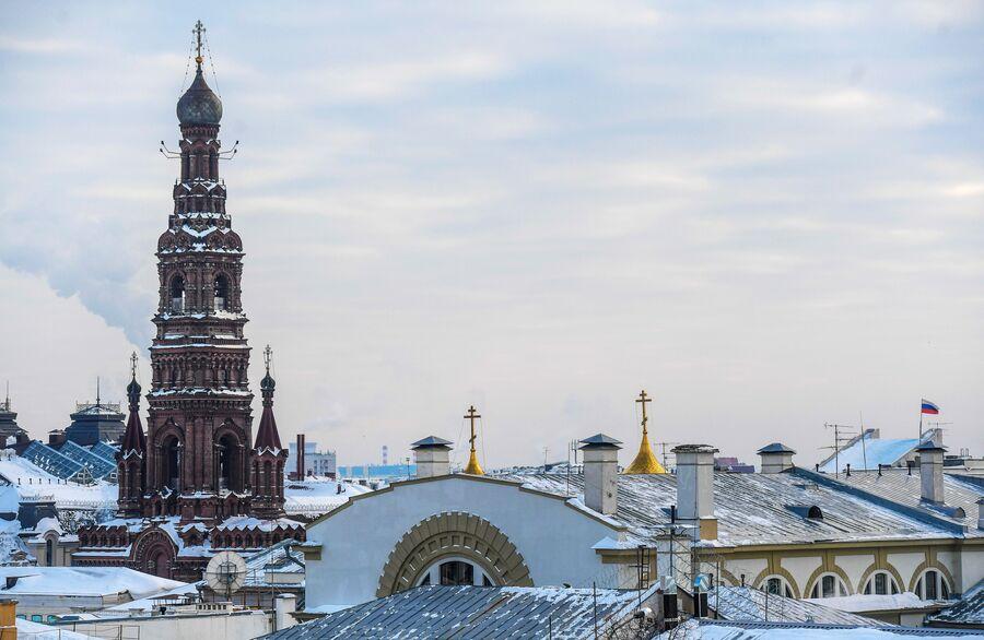 Богоявленский собор в Казани