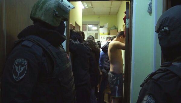 ФСБ пресекла канал переправки сторонников террористов в Сирию и Ирак. 14 марта 2018