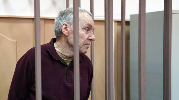 Отец полковника МВД Дмитрия Захарченко Виктор в суде