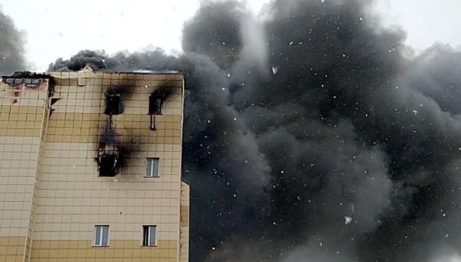 Что происходит в Кемерово спустя год после трагедии в «Зимней вишне»