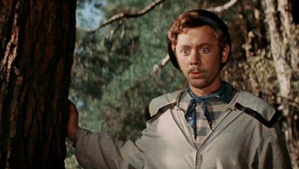 Кадр из фильма Алые паруса