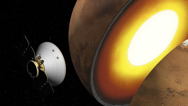 Миссия InSight к Марсу