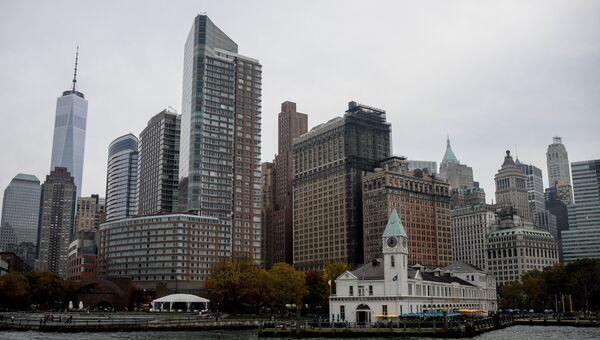 Города мира. Нью-Йорк. Архивное фото