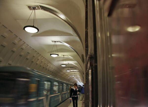 Многие столичные чиновники доехали до работы на метро
