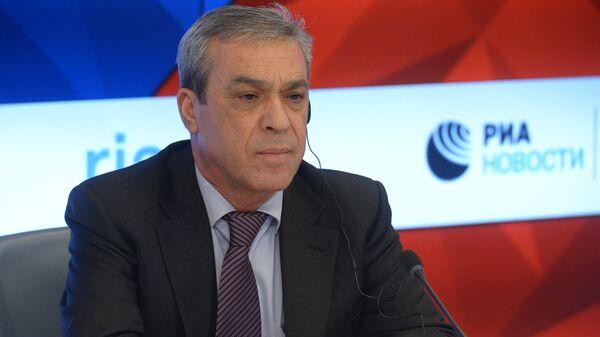 Посол Палестины в РФ Абдель Хафиз Нофаль