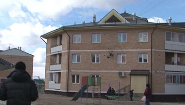 Неудачный полет: дрон с посылкой Почты России разбился о стену дома