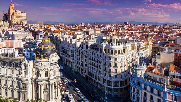 Досрочные региональные выборы начались в автономном сообществе Мадрид