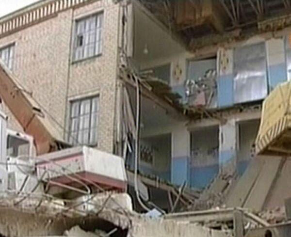 Трагедия в Оренбургской области: из-за обрушения в школе погибли дети
