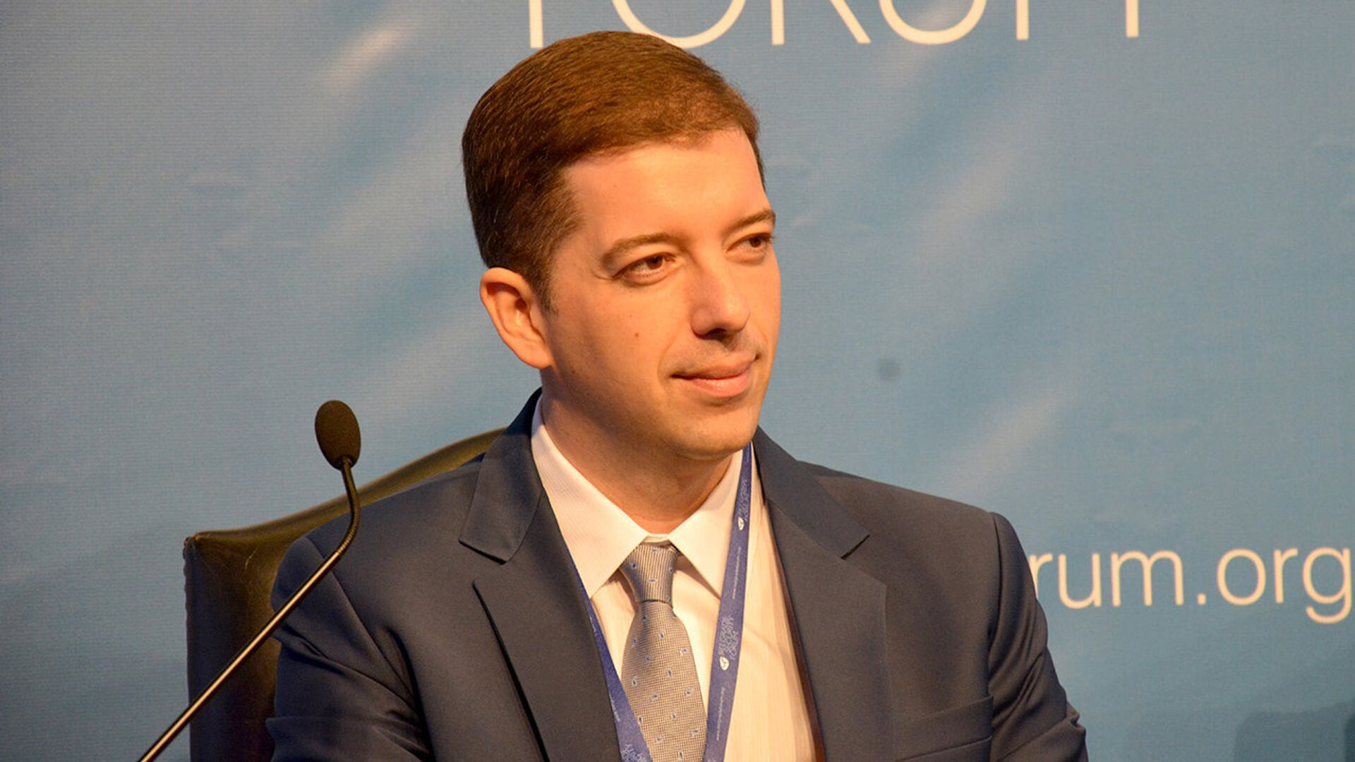 Директор Канцелярии по Косово и Метохии в правительстве Сербии Марко Джурич - РИА Новости, 1920, 06.09.2020