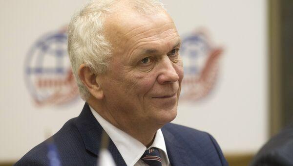 Глава Центра подготовки космонавтов Павел Власов