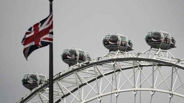 Колесо обозрения Лондонский глаз (London Eye)