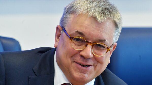Ректор НИУ ВШЭ Ярослав Кузьминов