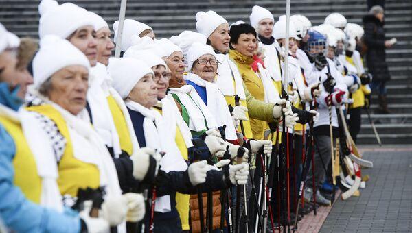 В Казани пройдет акция, посвященная Дню борьбы с болезнью Паркинсона