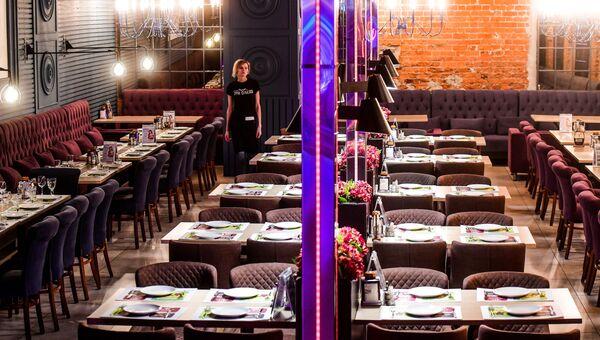 Ресторан Три оленя в Самаре