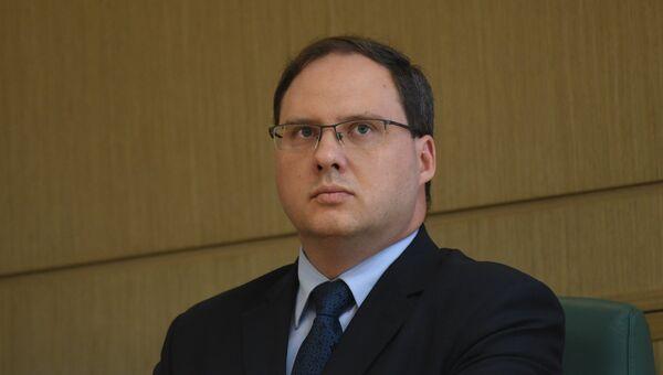 Заместитель министра промышленности и торговли России Алексей Груздев. Архивное фото