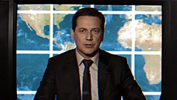 Актер Константин Кордо-Сысоев в сериале Неразрезанные страницы. Архивное фото