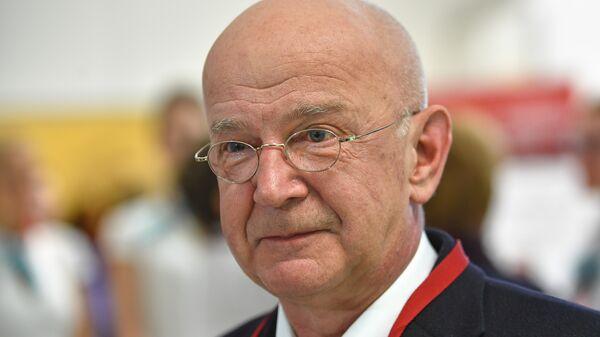 Главный внештатный гематолог, генеральный директор Гематологического научного центра академик РАМН Валерий Савченко
