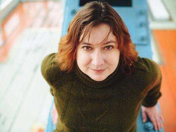 Елена Судакова, координатор группы Фудшеринг Отдам даром еду в Москве