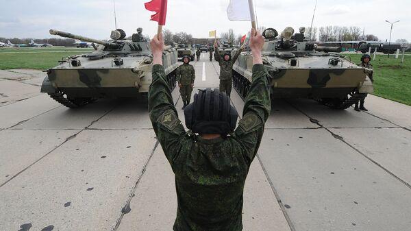 Боевые машины пехоты БМП-3  в Ростове-на-Дону