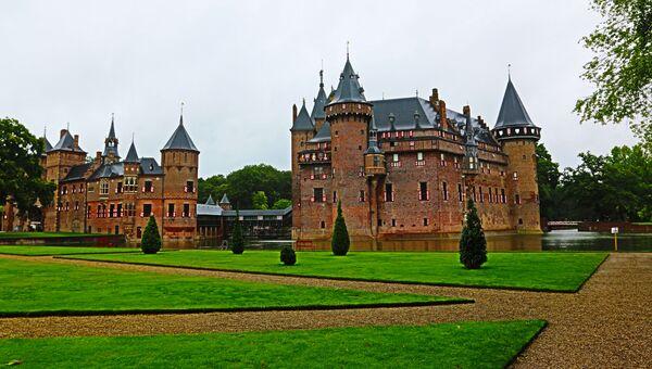 Замок Де Хаар, Нидерланды
