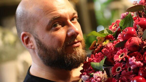 Дизайнер и флорист Кирилл Лопатинский