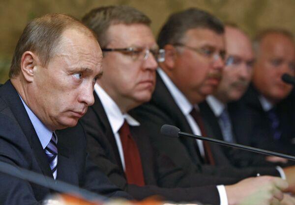 Российско-белорусские двухсторонние переговоры на уровне глав правительств