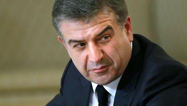 Карен Карапетян. Архивное фото