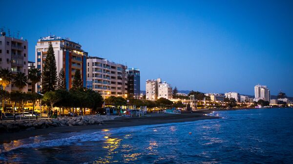 Пляж на Кипре. Архивное фото