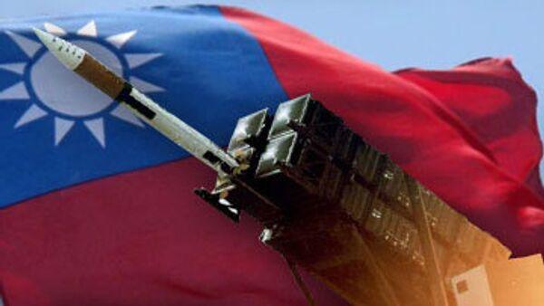 Тайвань, ракетный комплекс Пэтриот
