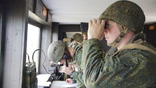 Военнослужащие Донбасса. Архивное фото