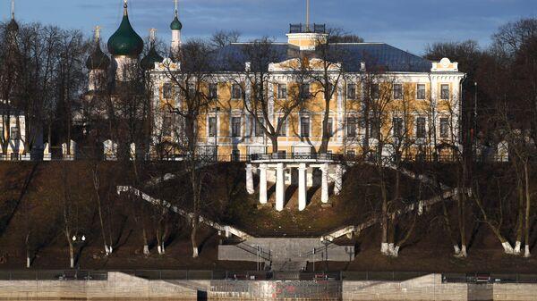 Вид на набережную в Ярославле. Архивное фото