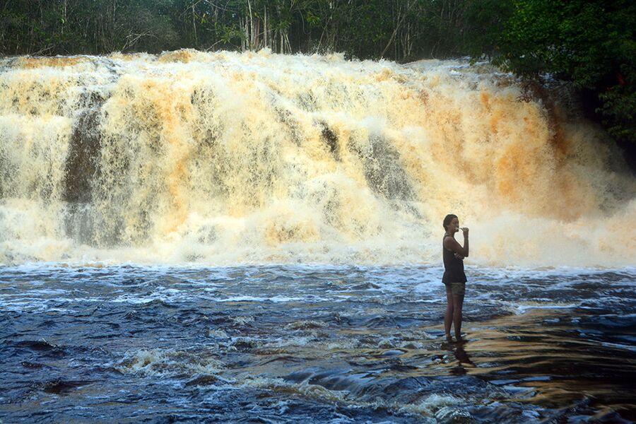 Водопады Манауса, Бразилия