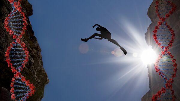 Большая часть генома человека состоит из транспозонов, или прыгающих элементов