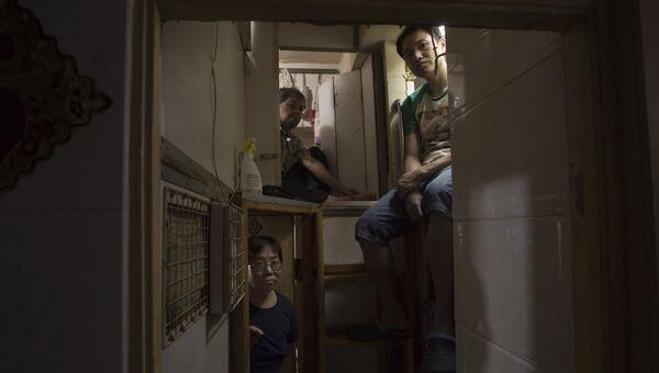 Микрожильё в Гонконге