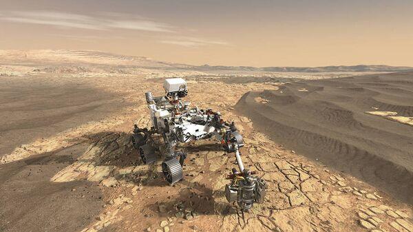 Проект марсохода Марс-2020