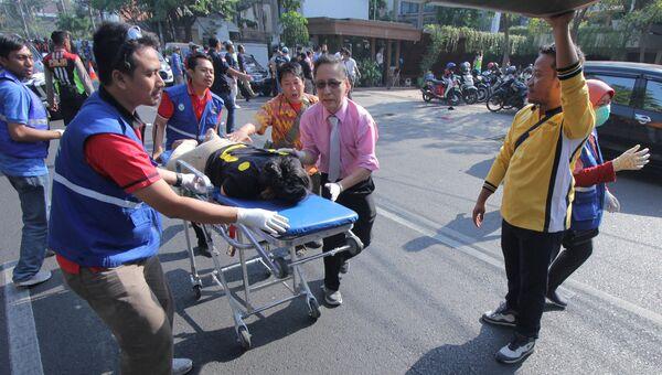 Взрывы в Индонезии. 13 мая 2018 года