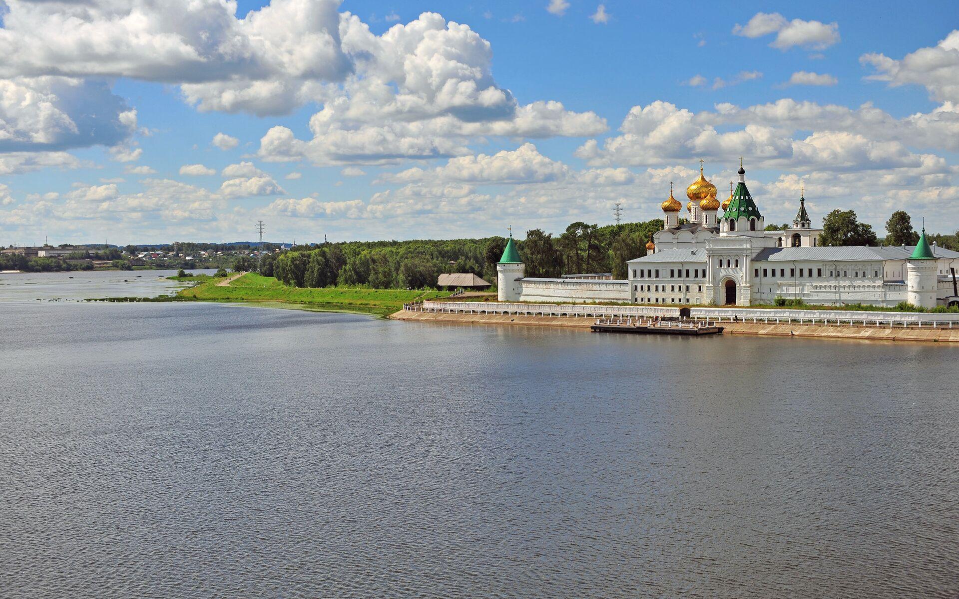 Ипатьевский монастырь, Кострома - РИА Новости, 1920, 21.02.2021