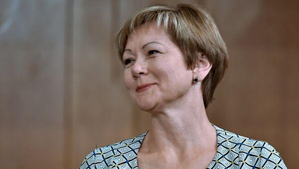 Марина Горбатюк